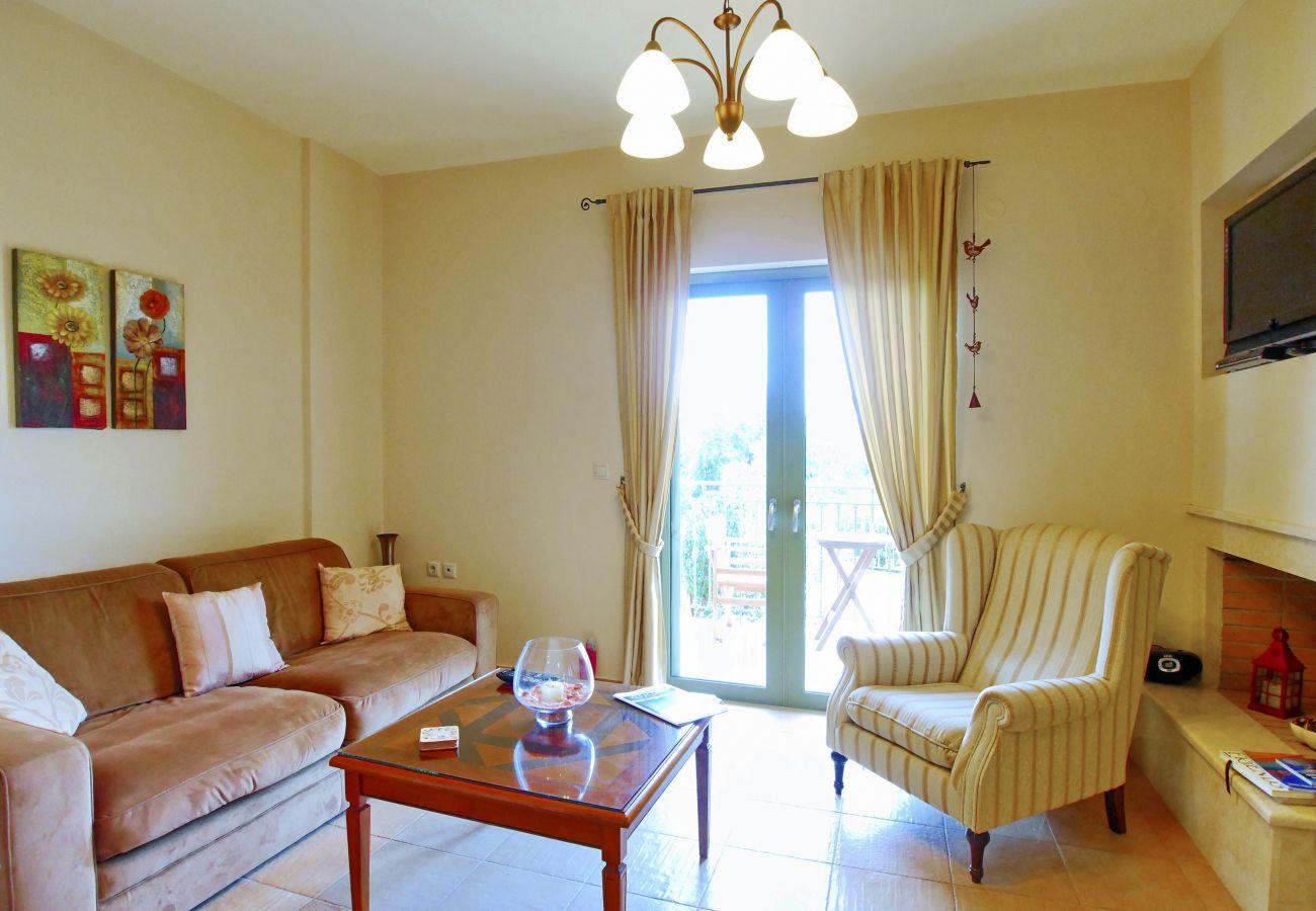 Villa in Lourdas - Villa Marianna