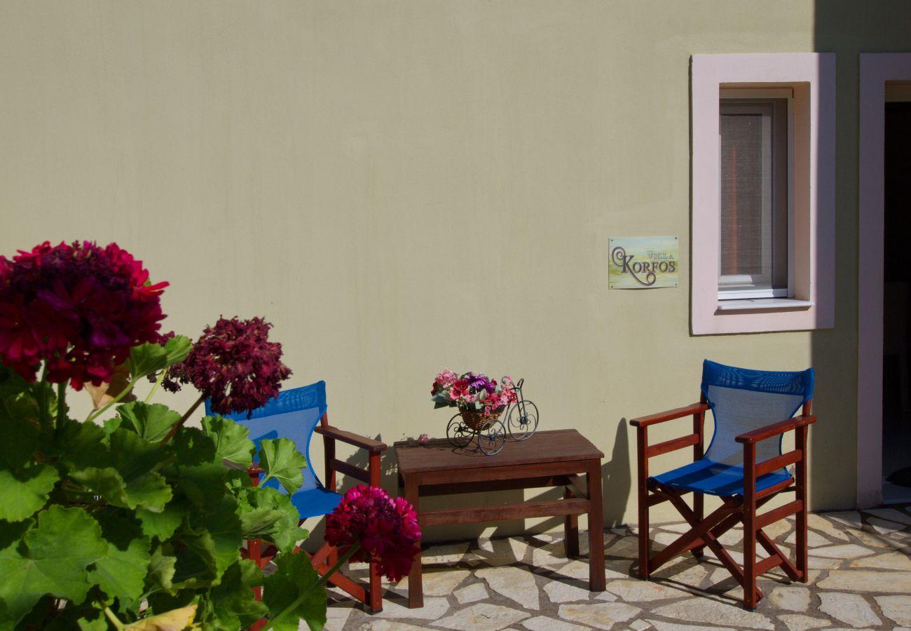Villa in Skala - Villa Korfos