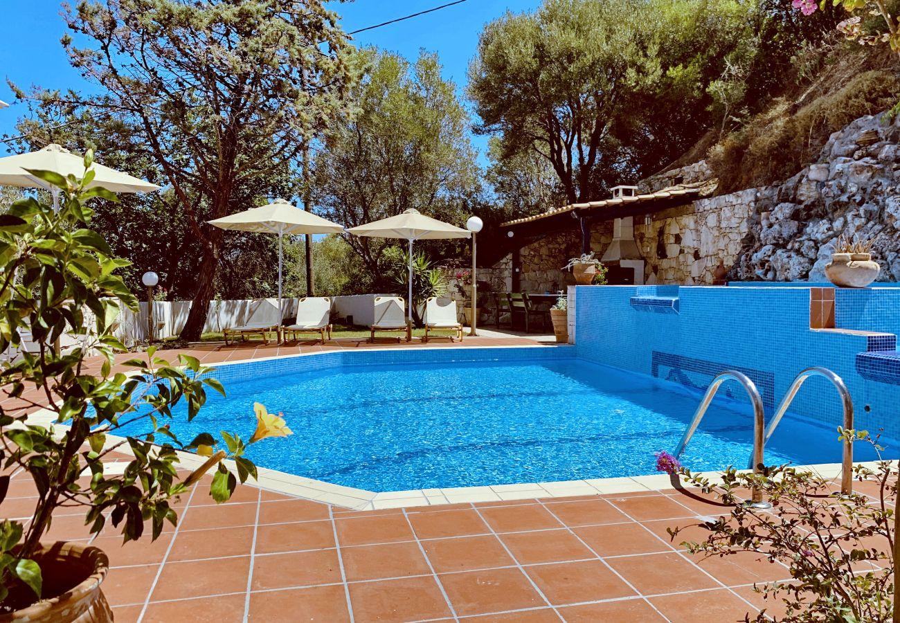Villa in Stalos - Villa Clio