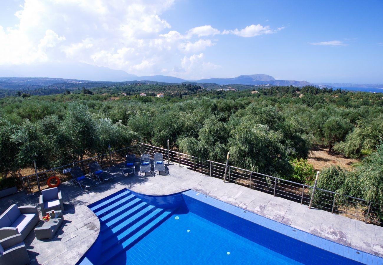 Villa in Almyrida - Villa Kallisto