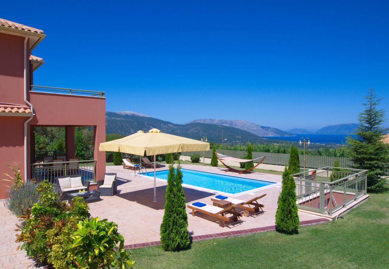 Villa in Sami - Villa Nireaus