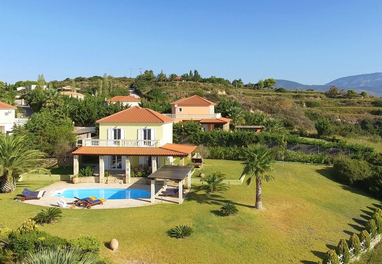 Villa in Spartia - Villa Dimitra