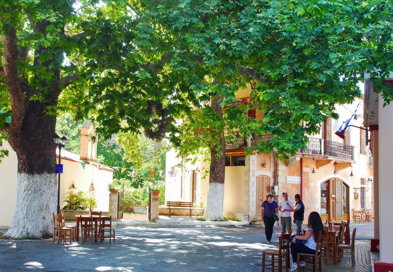 Villa in Armeni - Villa Amvrosia