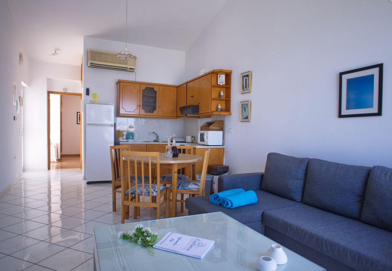 Apartment in Stalos - Rouladina Apt 6