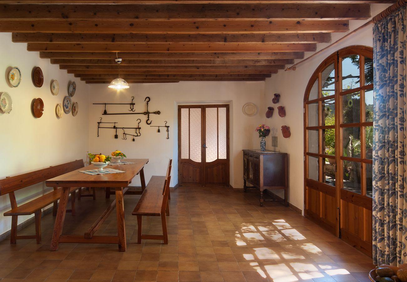 Villa in Pollensa / Pollença - Hort Den Gelos