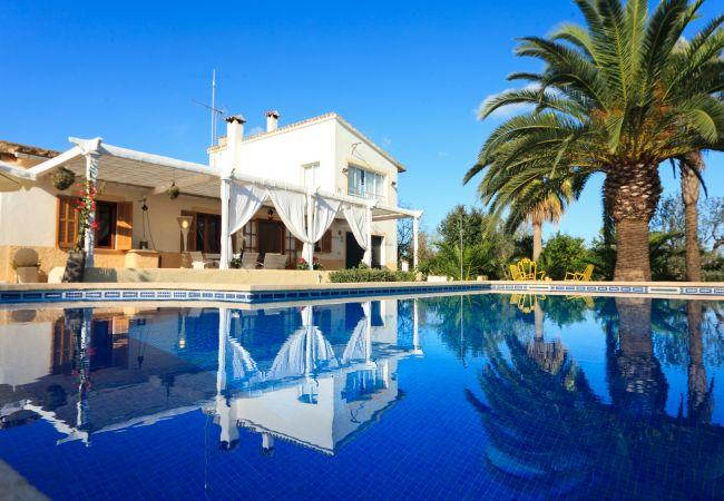 Villa/Dettached house in Santa Margalida - Cana Joana