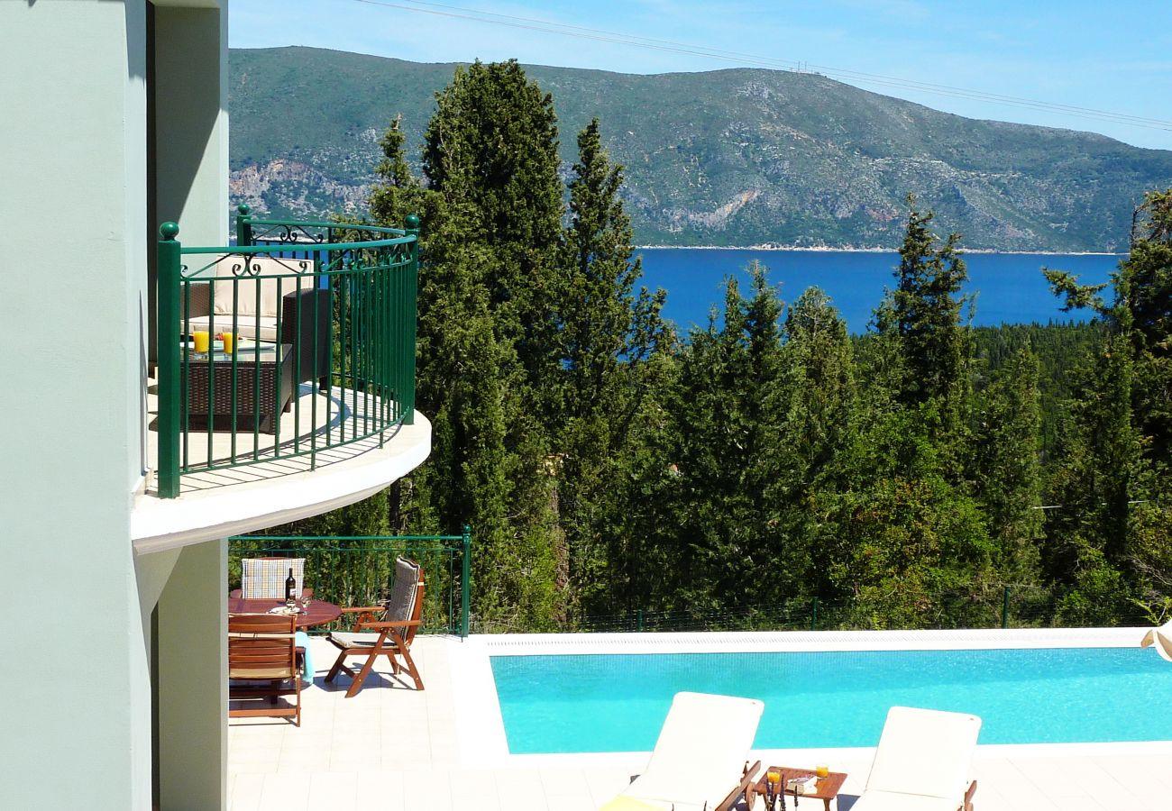 Villa in Fiskardo - Villa Vassilis