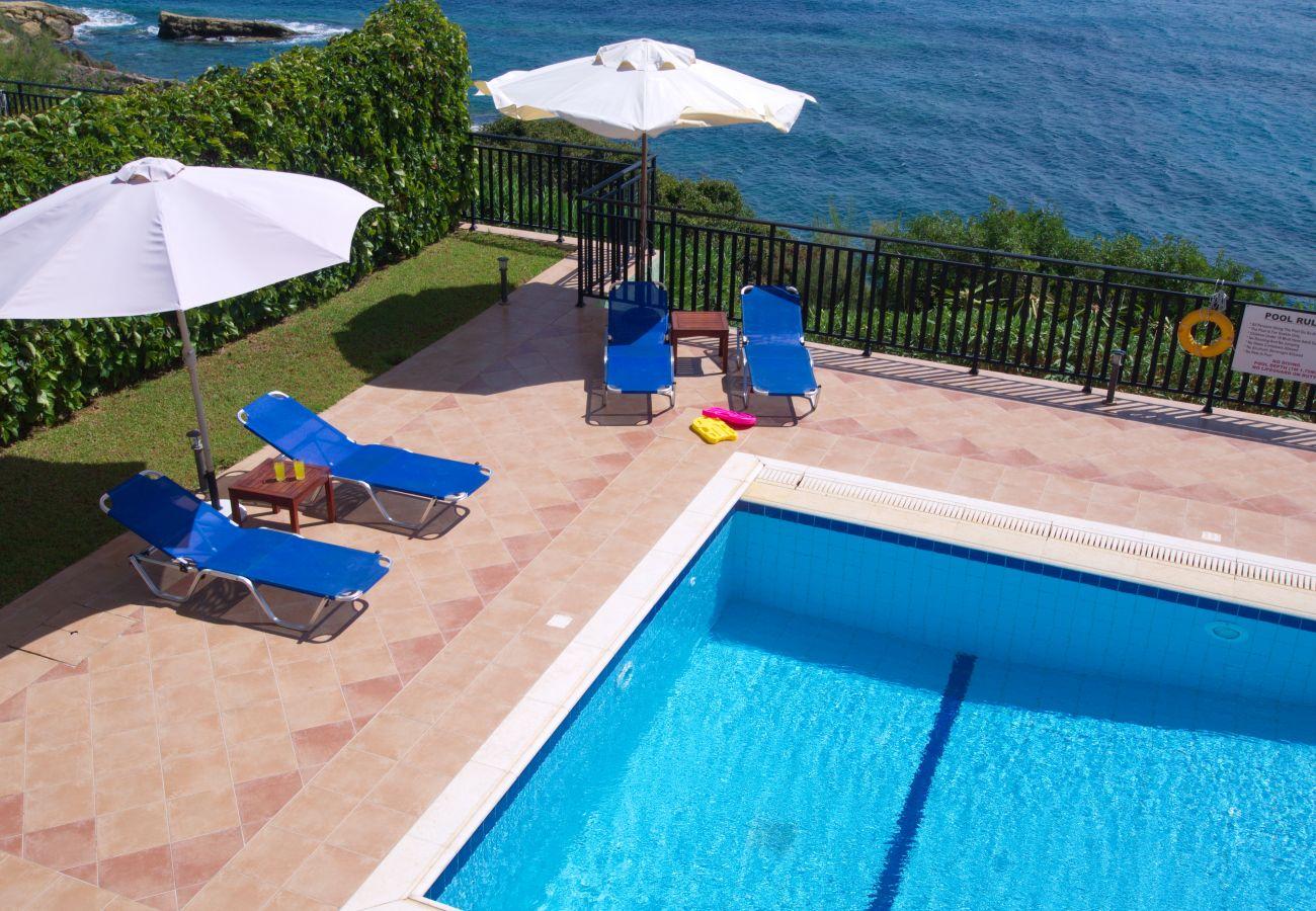 Villa in Skala - Villa Seagull