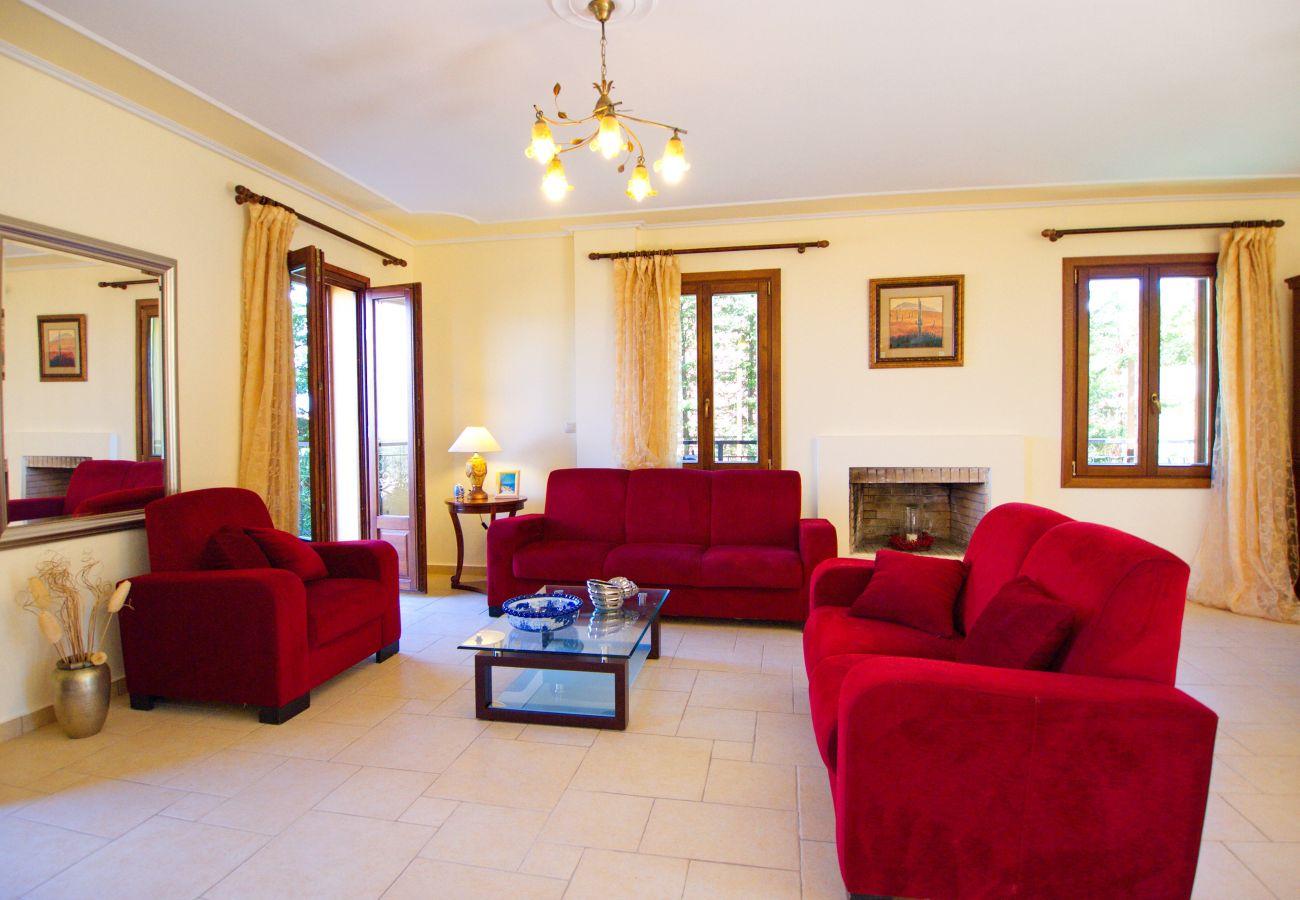 Villa in Fiskardo - Villa Lavender