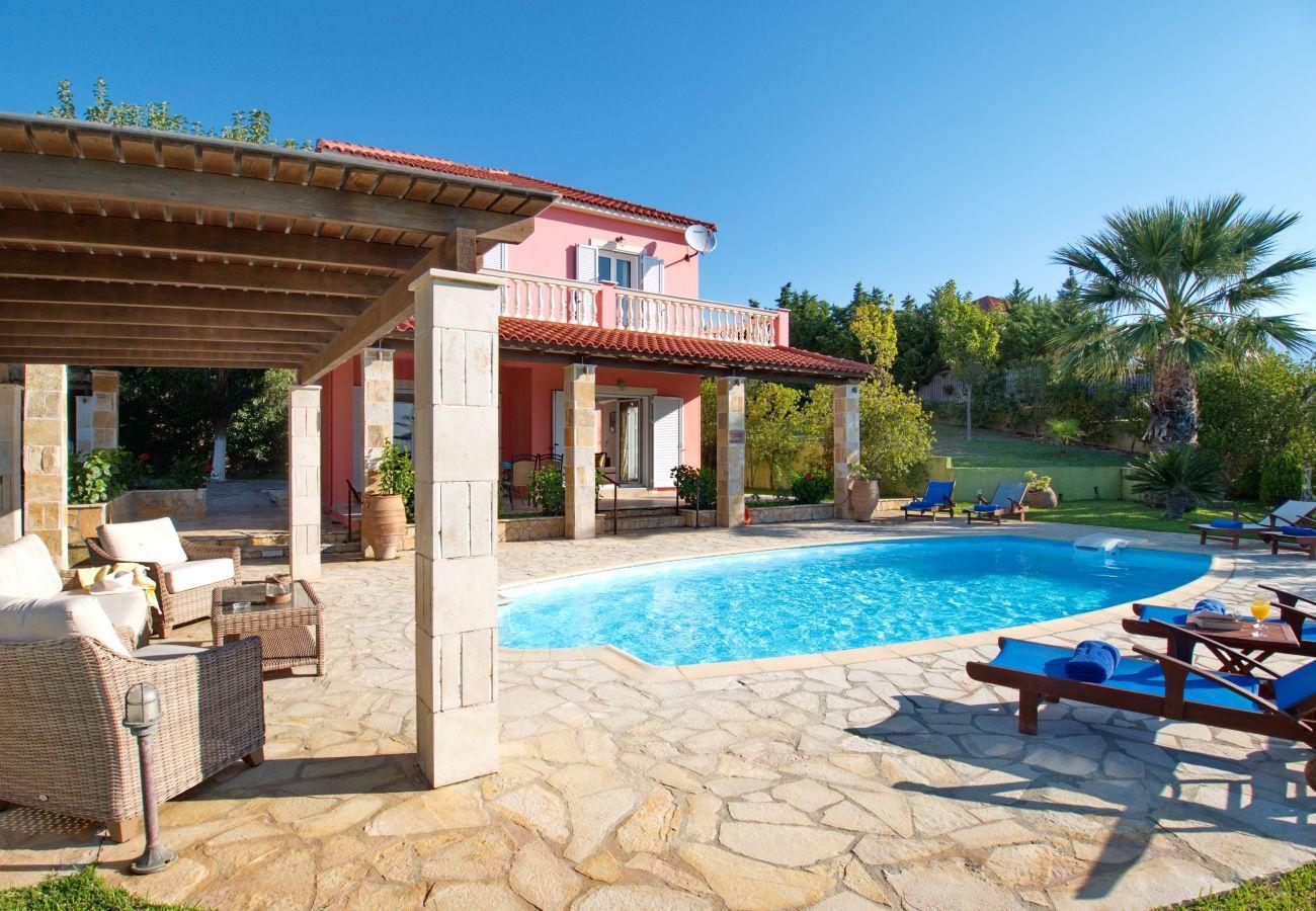 Villa in Spartia - Villa Kephalos