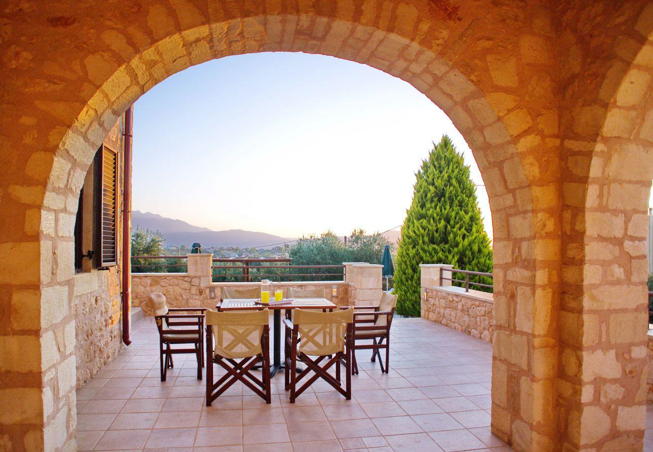 Villa in Plaka - Villa Afrati
