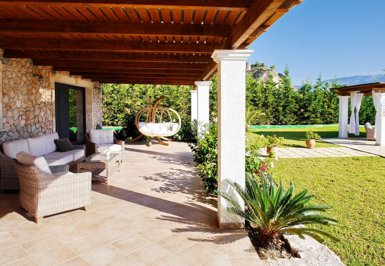 Villa in Spartia - Villa Anna Maria
