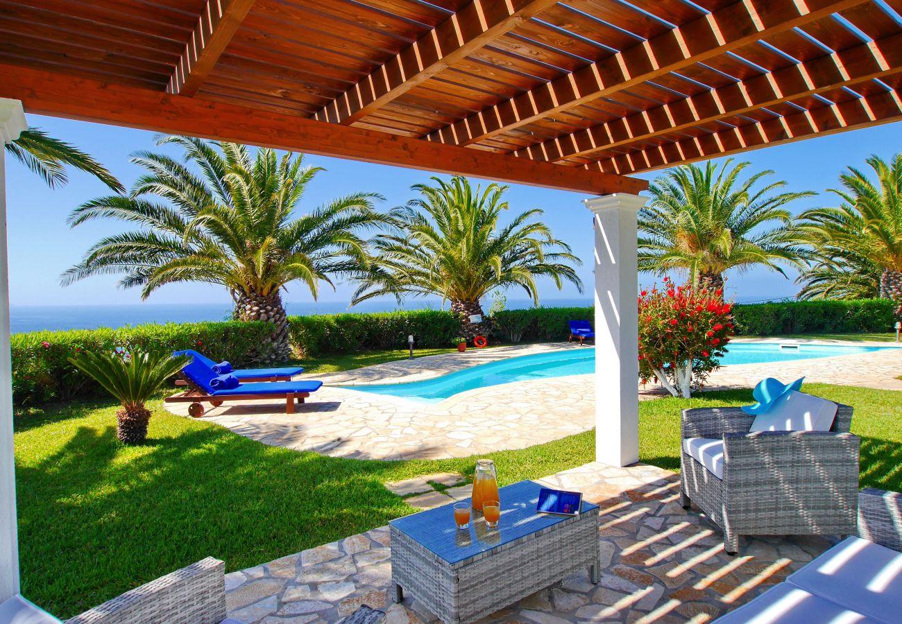 Villa in Spartia - Villa Ermis