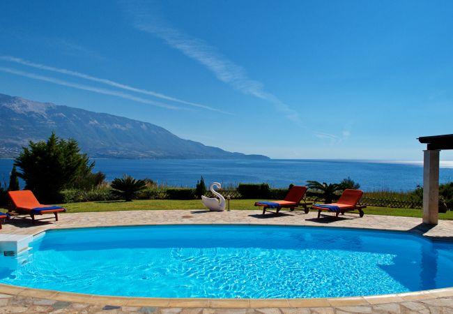 Villa/Dettached house in Spartia - Villa Dionysos