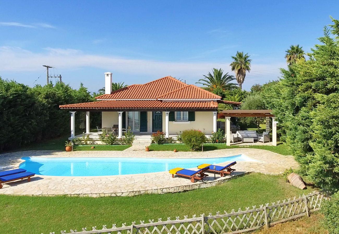 Villa in Spartia - Villa Afroditi