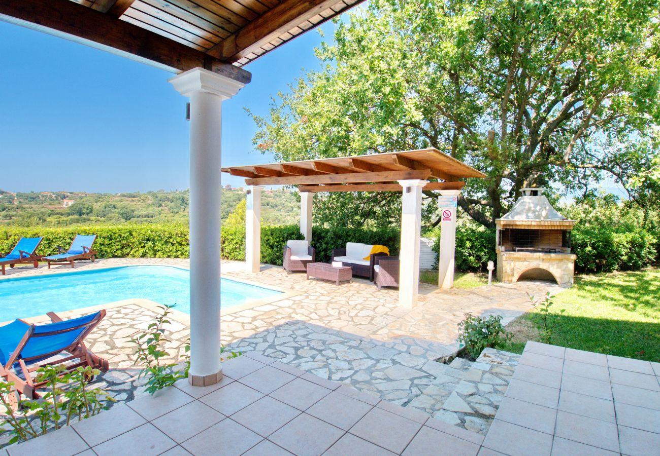 Villa in Spartia - Villa Hera