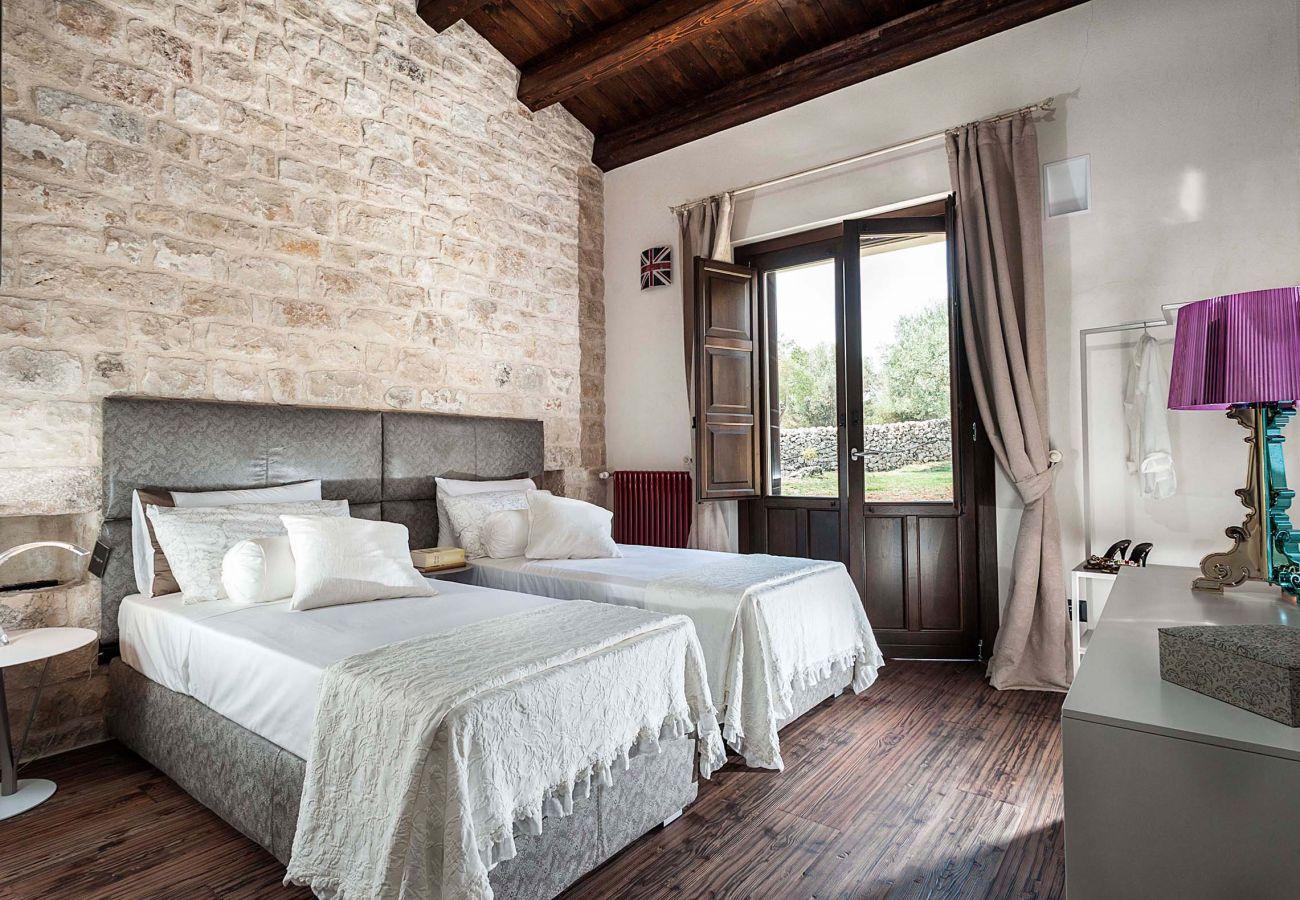 Villa in Rosolini - Corte Moscata