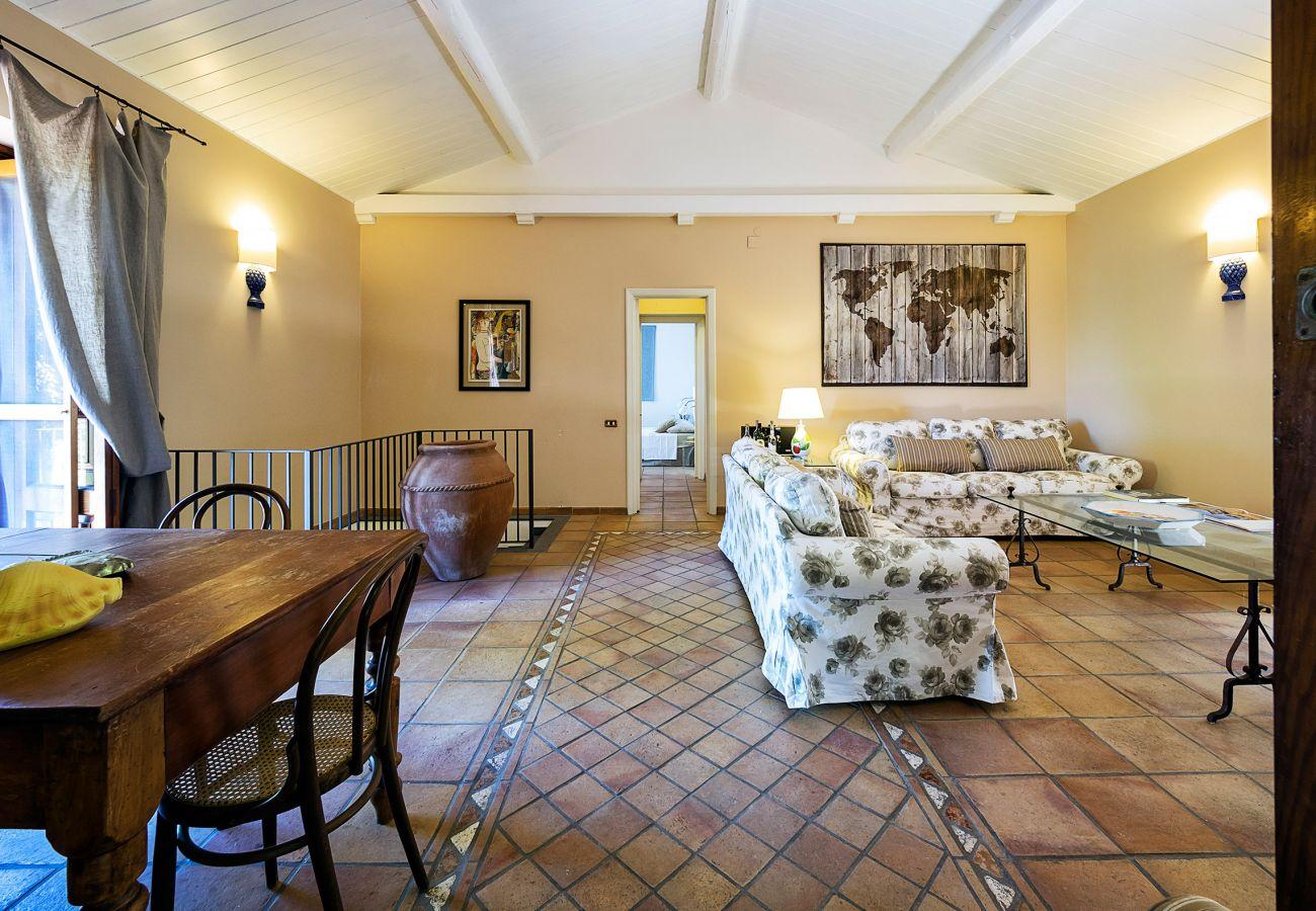 Villa in Acireale - La Timpa