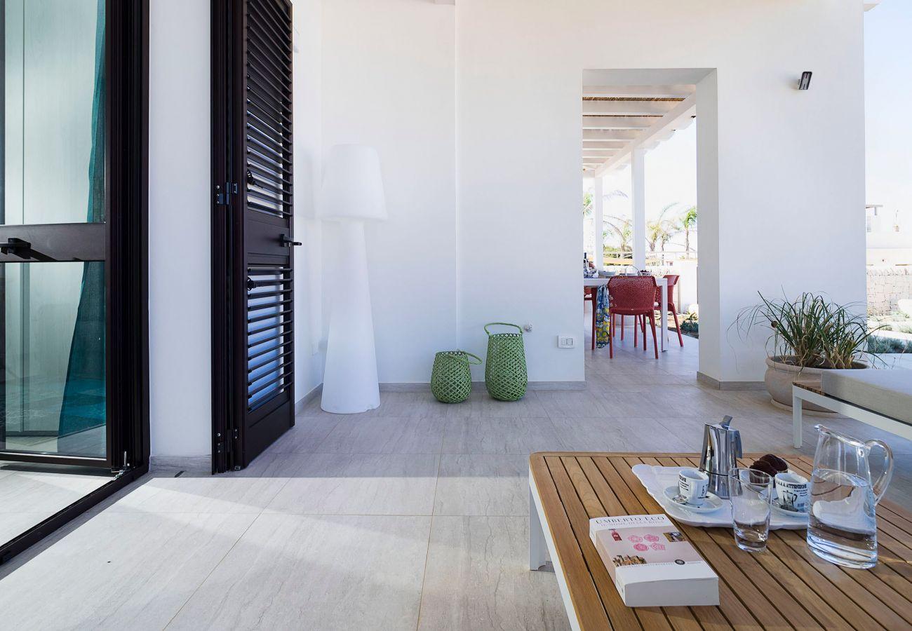 Villa in Marzamemi - Villa Rosmarino