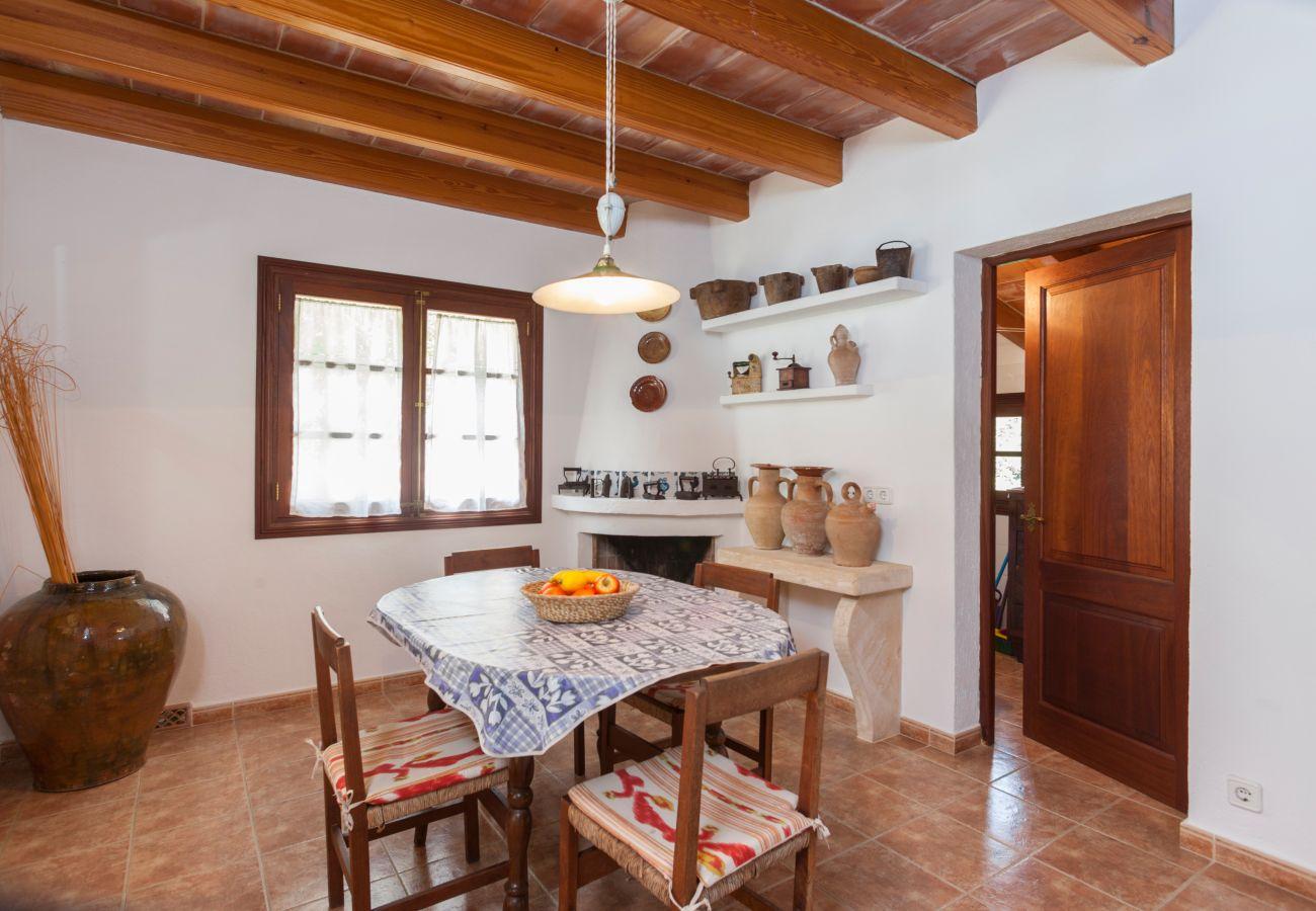 Villa in Pollensa / Pollença - Villa Varitx Verda