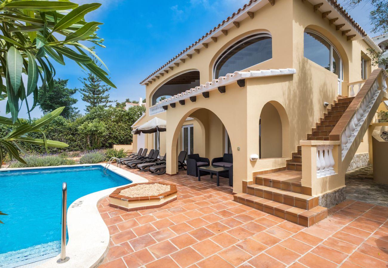 Villa in Son Bou - Villa Palmeras