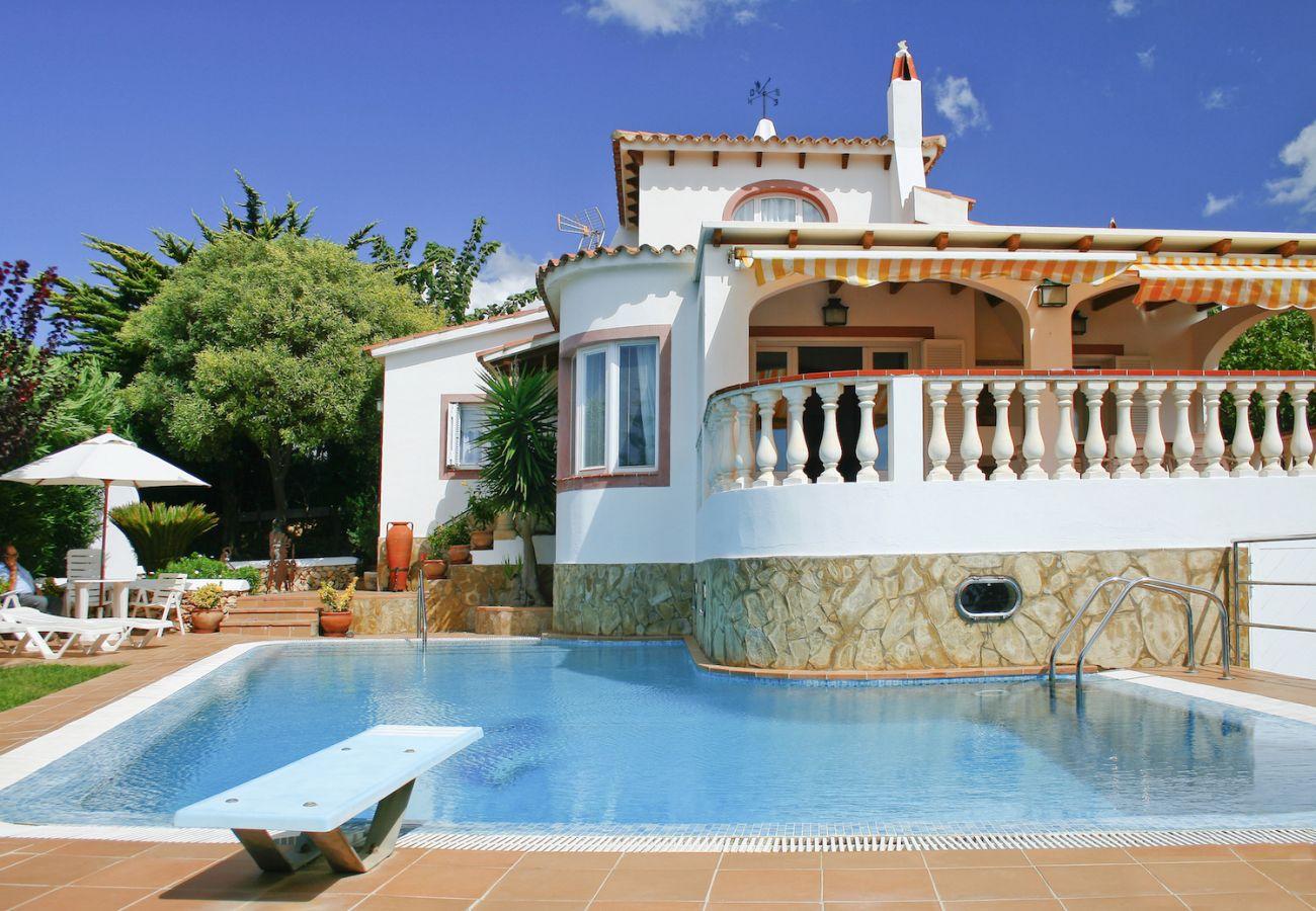 Villa in Torre Solí Nou - Villa S´Illiot