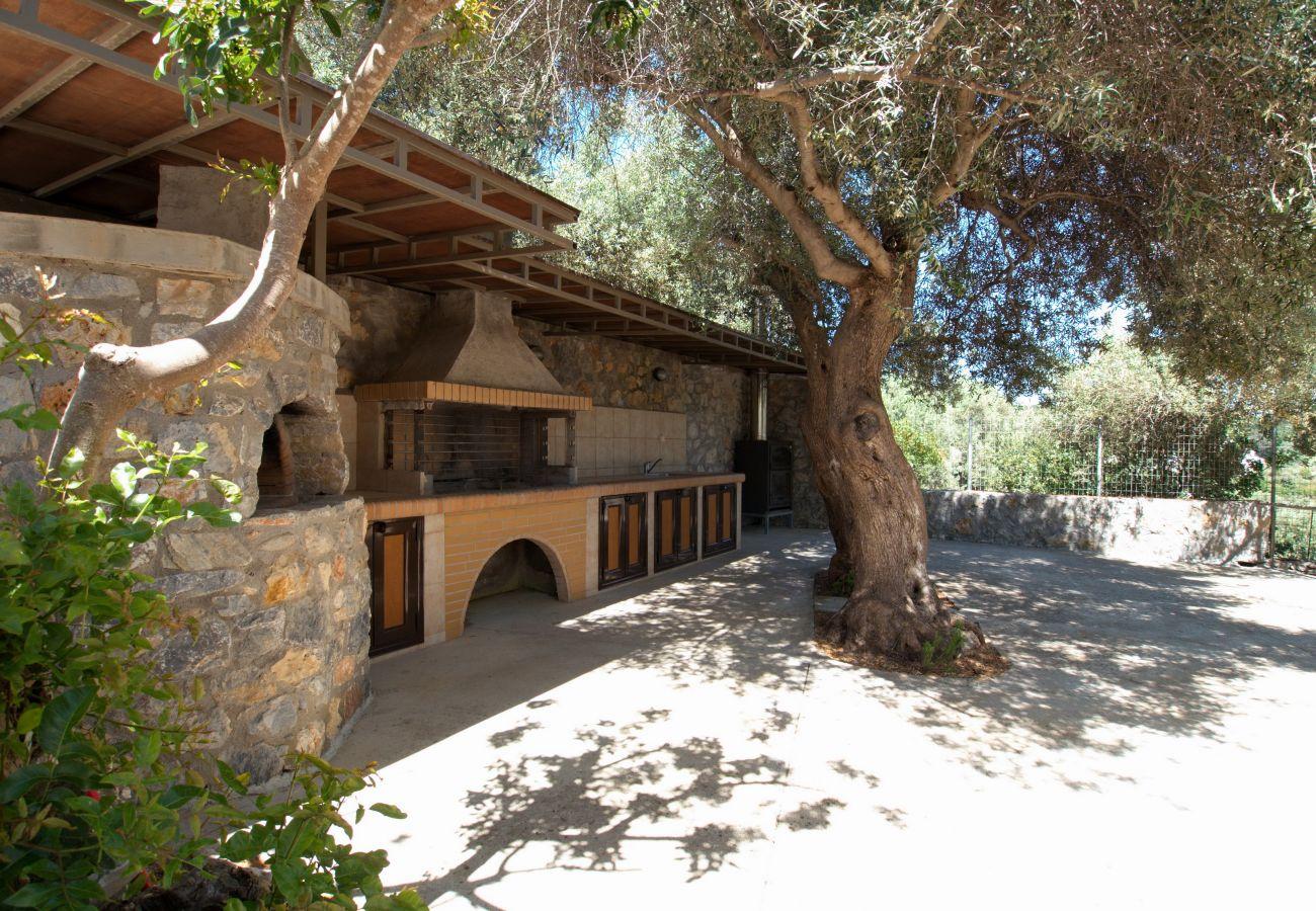 Villa in Kato Valsamonero - Villa Xagnado