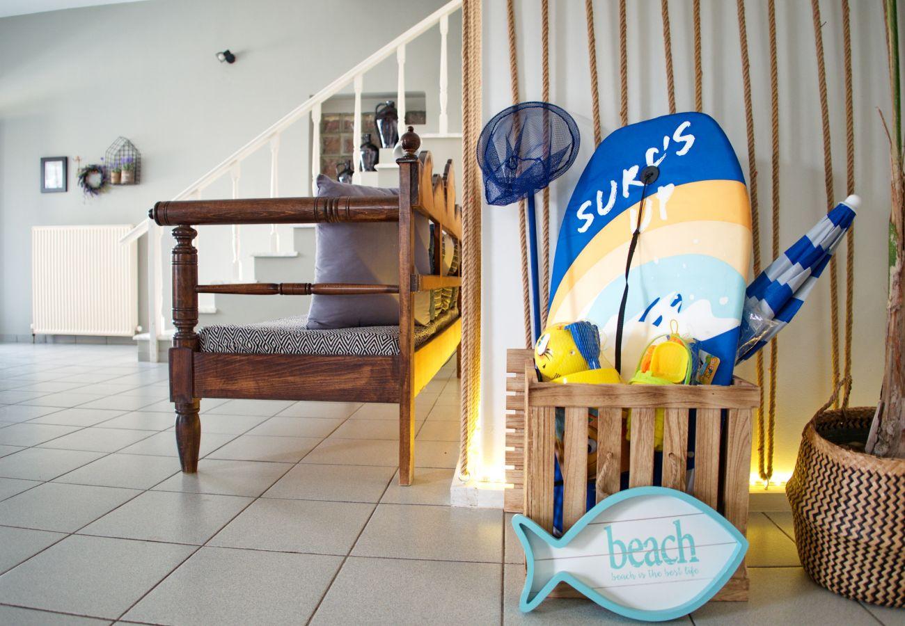 House in Agii Apostoli - Apostolis Beach House