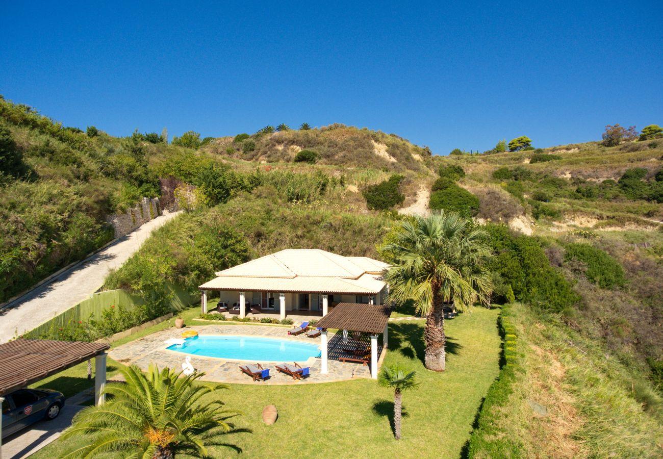 Villa in Spartia - Villa Aris