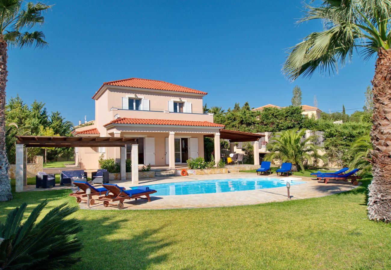 Villa in Spartia - Villa Eros