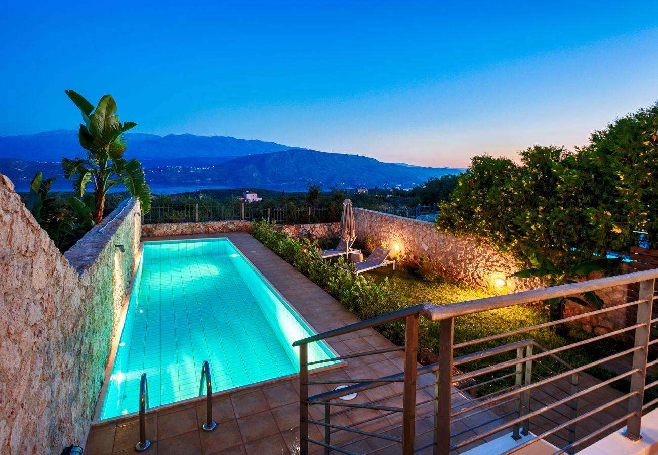 Villa in Sternes - Villa Anemi