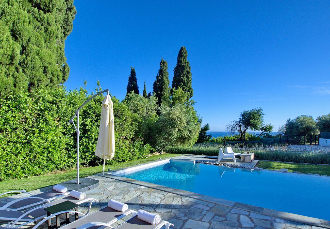 Villa in Lourdas - Villa Minetti