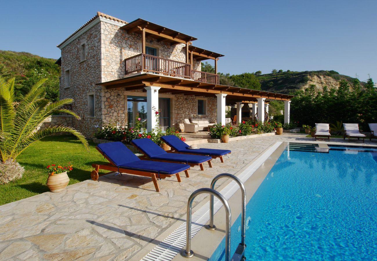Villa in Spartia - Villa Penelope