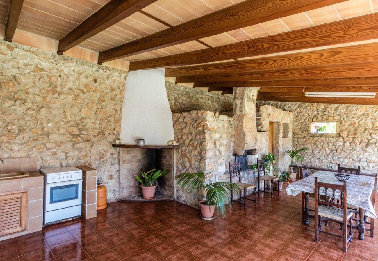 Villa in Pollensa / Pollença - El Moli