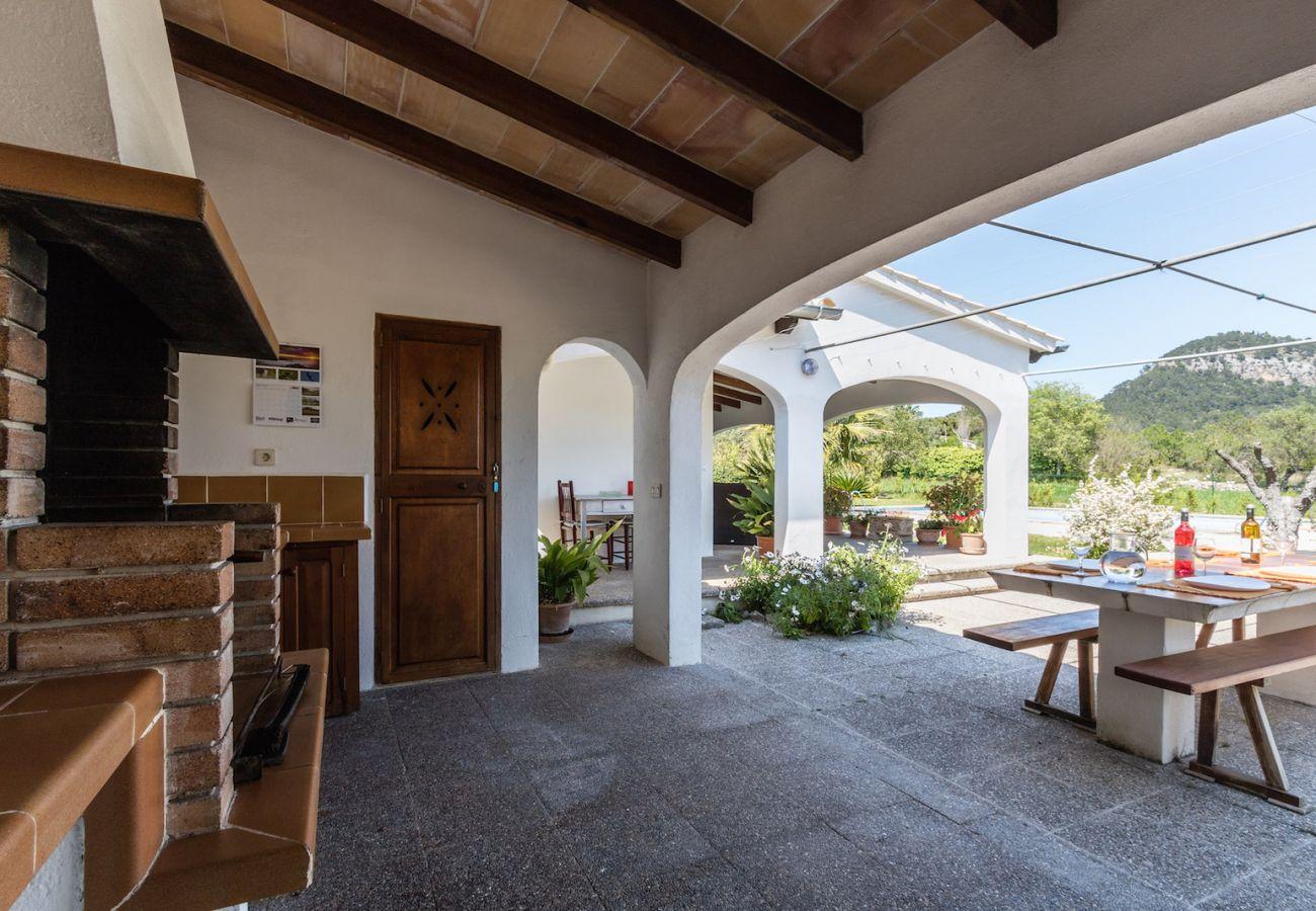 Villa in Pollensa / Pollença - Sa Cosetta