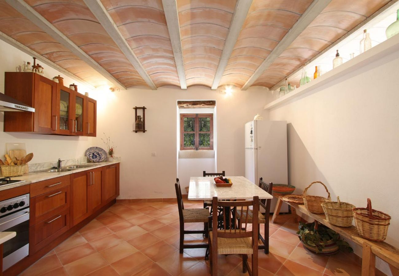 Villa in Pollensa / Pollença - Villa Pascaul