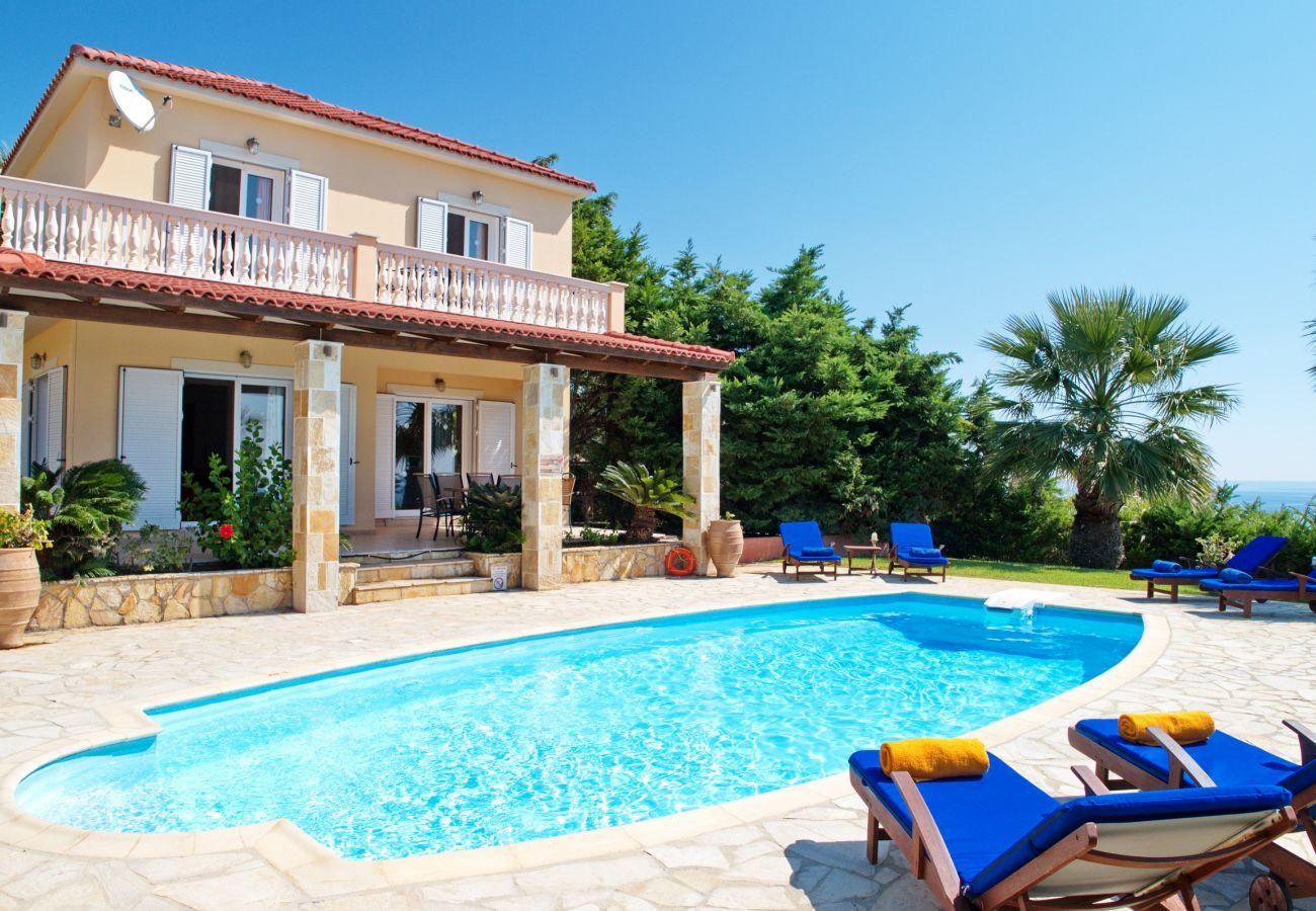 Villa in Spartia - Villa Apollon