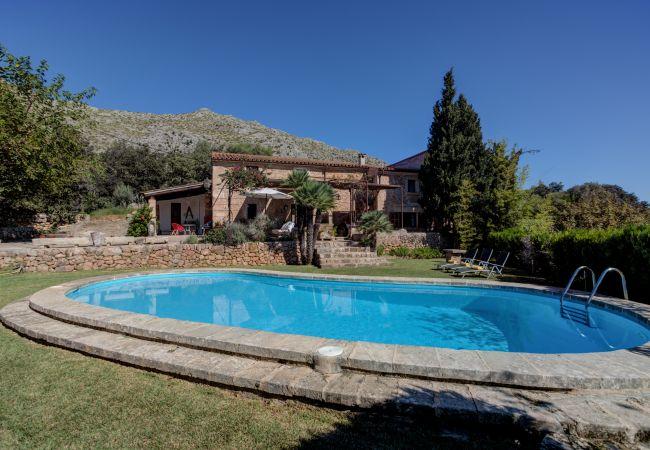 Villa/Dettached house in Pollensa / Pollença - Colonya Gran