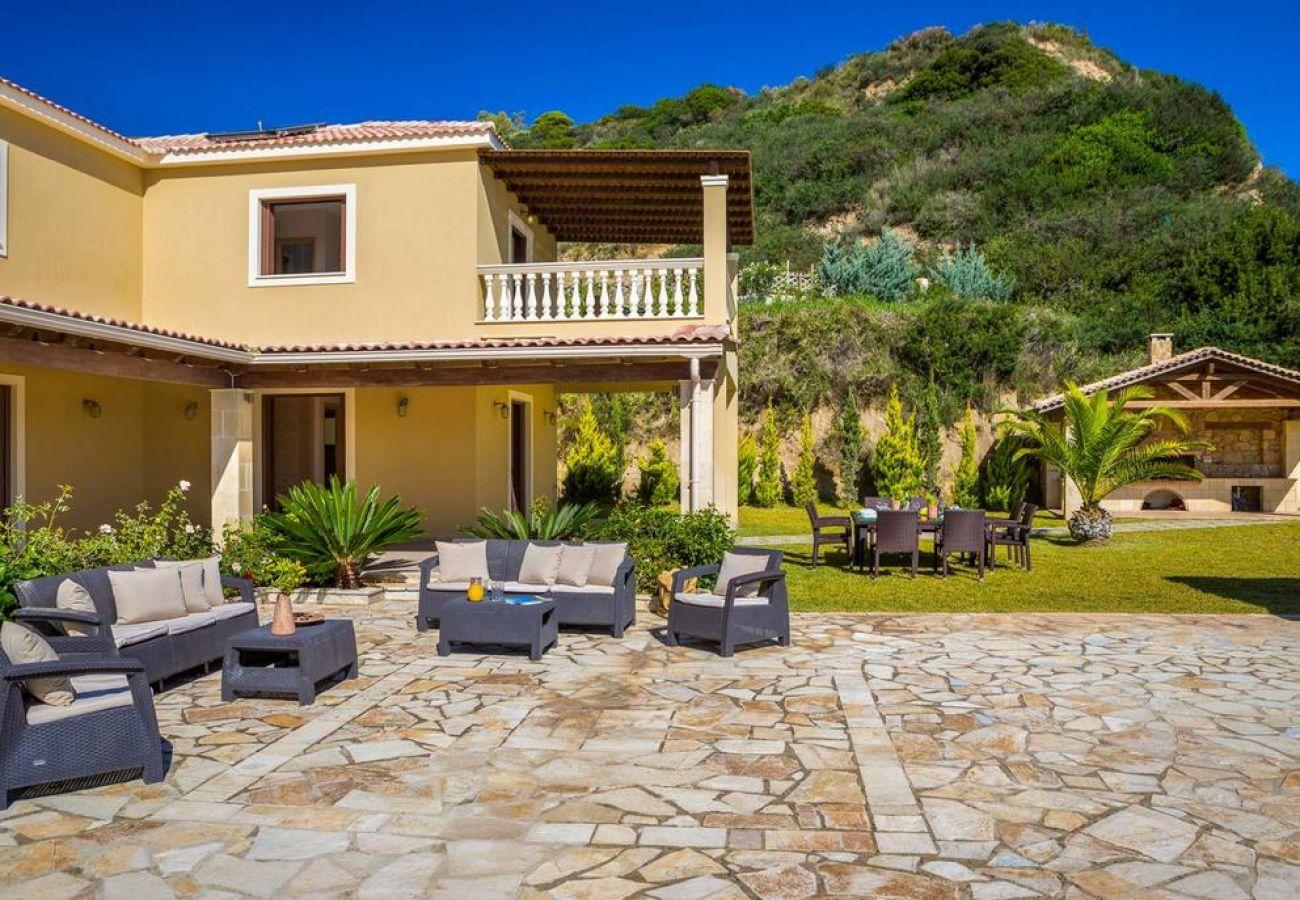 Villa in Spartia - Villa Alexandros
